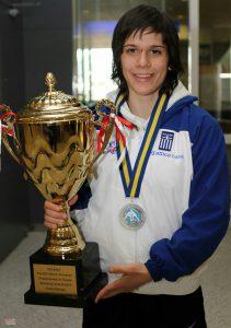 Πρόκριση Πρεβολαράκη στους Ολυμπιακούς Αγώνες